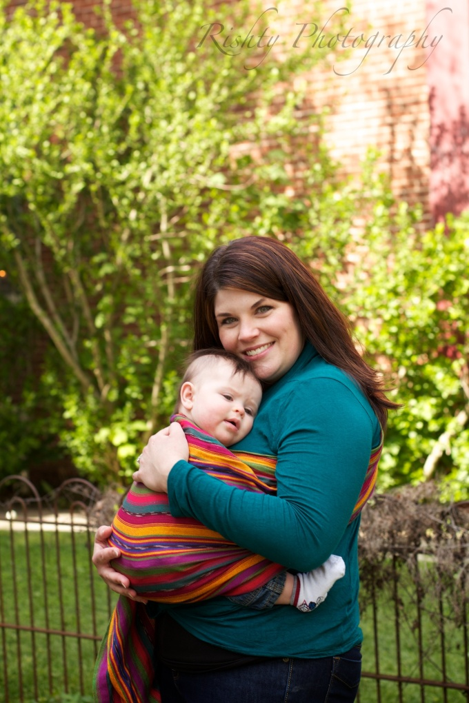 Heather Babywearing 445